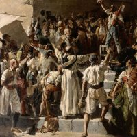 El retorno a la era franquista