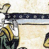 Violant d'Hungria, primera reina cristiana de Valéncia.